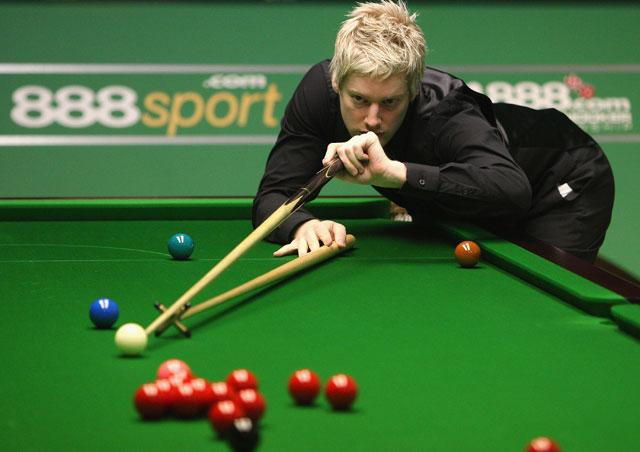 Neil Robertson snooker player
