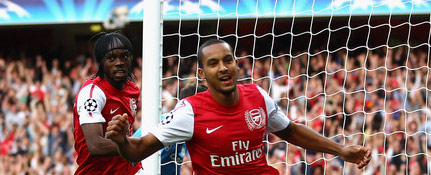 Arsenal champions league betting