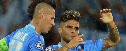 Roma v Napoli Serie A betting