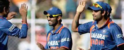 Cricket betting India v Australia