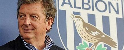 West Brom Roy Hodgson