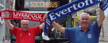 Everton v Liverpool betting odds
