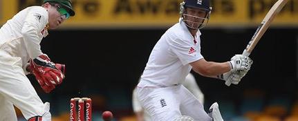 Cricket: Australia v England (2nd Test)