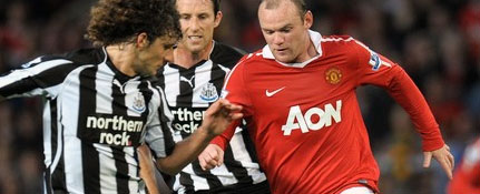 Man Utd v Newcastle betting odds