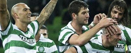 Celtic SPL odds