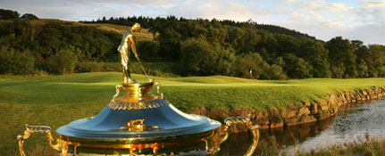 Ryder Cup golf betting odds