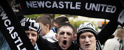 newcastle betting odds