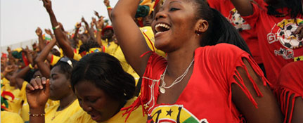 African Cup of Nations betting odds