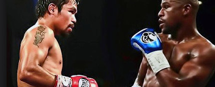 Boxing betting Manny Pacquiao Floyd Mayweather