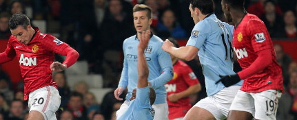 Man City v Man Utd betting odds
