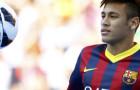 Barcelona football player Neymar