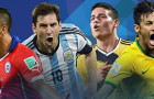 Copa America betting odds