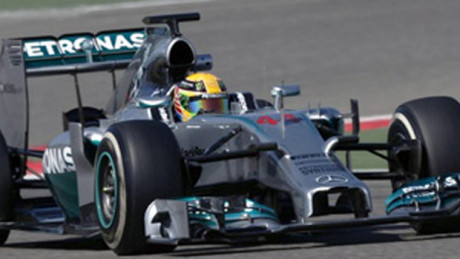 Formula One betting odds