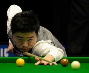 Ding Junhui Snooker player