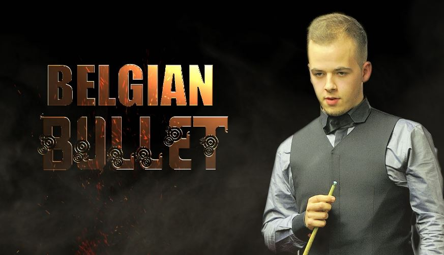 Luca Brecel Snooker