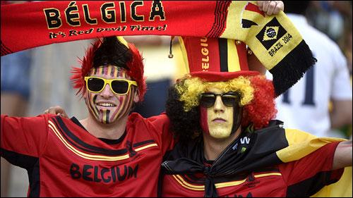 belgium-fans