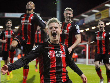 Bournemouth v Man.Utd betting