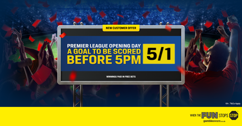 Premier league betting offers vip online sports betting