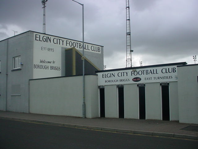 elgin_city_football_club_ground