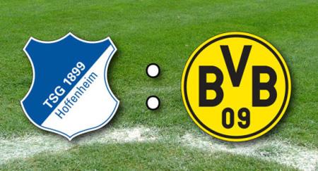 Hoffenheim vs Borussia Dortmund tips
