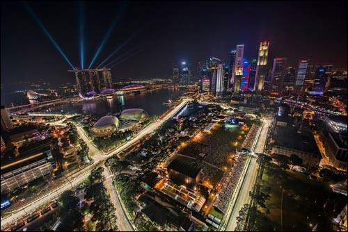 F1 Singapore GP Betting Tips