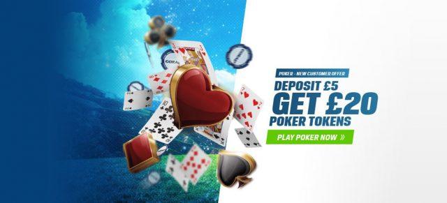 Poker Betting Offer
