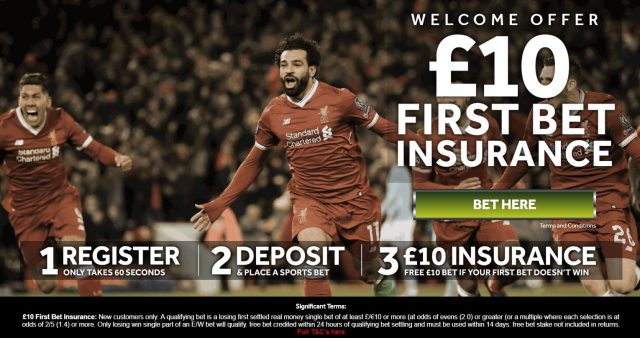 Genting Free Bet Offer