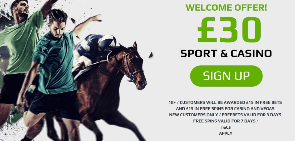 NetBet Free Bet Sports Offer