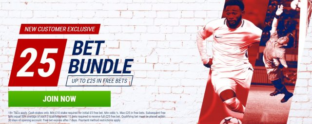 Man Utd v Spurs Free Bet Offer