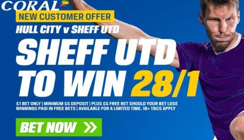 Hull City v Sheffield Utd