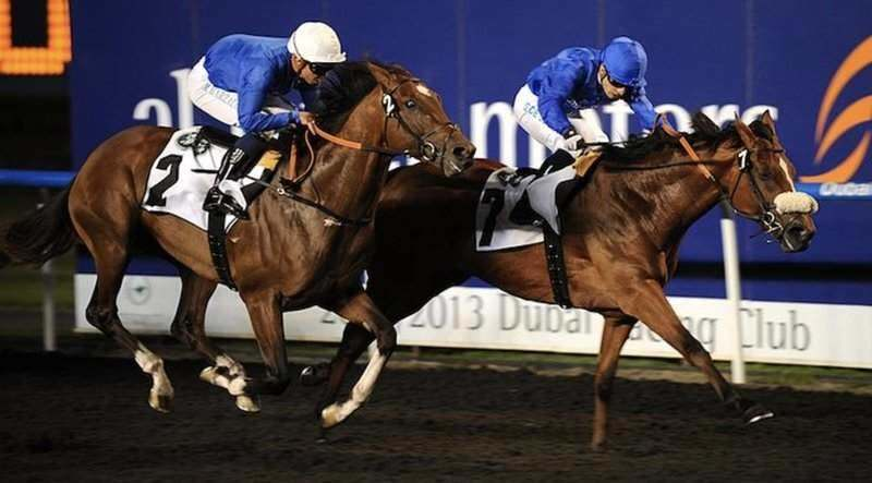 Dubai World Cuo Horse Racing