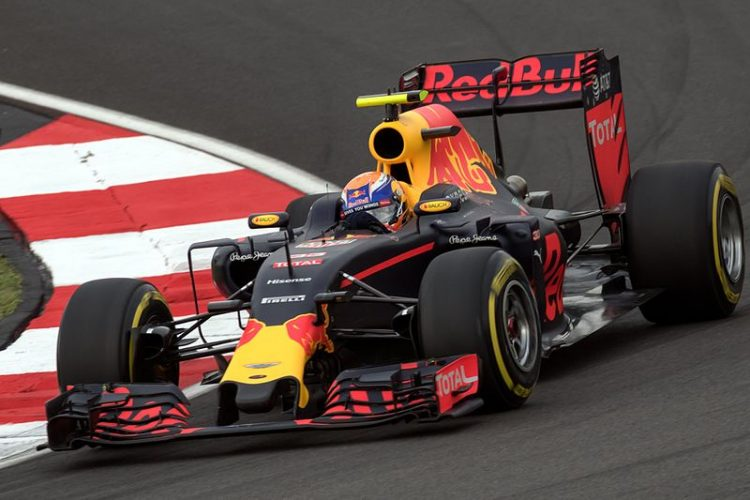 Formula One Red Bull racing
