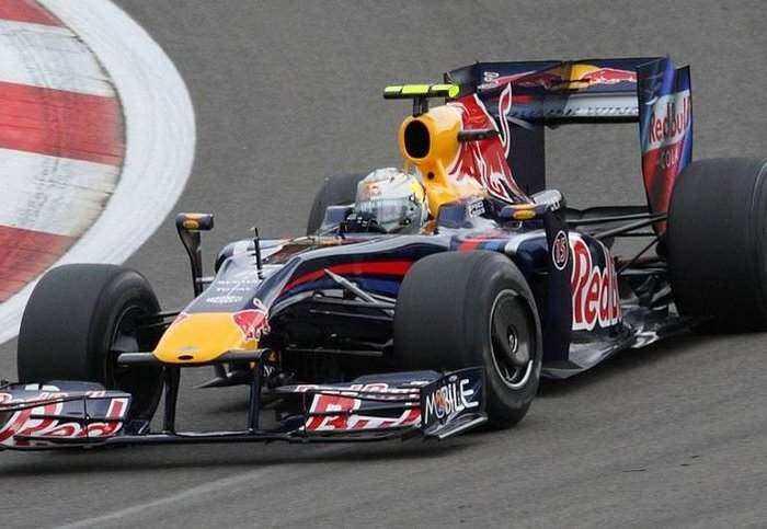 Formula One Sebastian Vettel