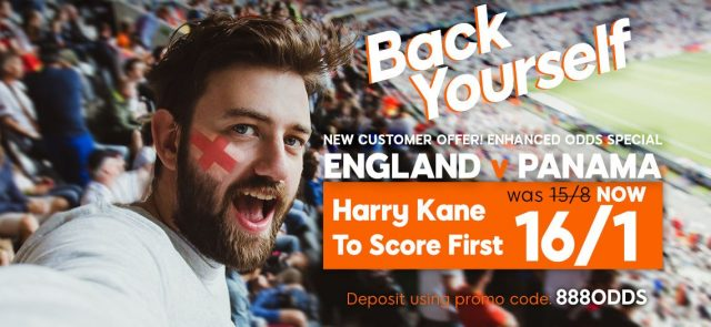 Harry Kane To Score First
