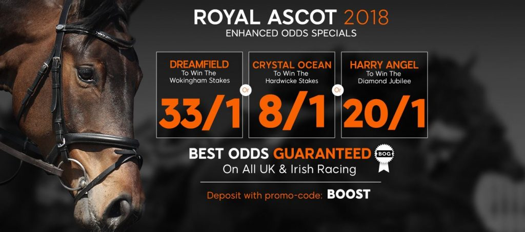 Royal Ascot Betting Day 5