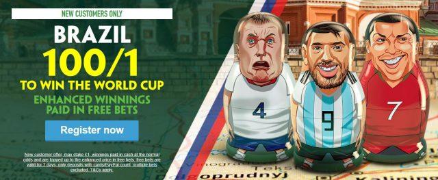 Brazil World Cup Offer
