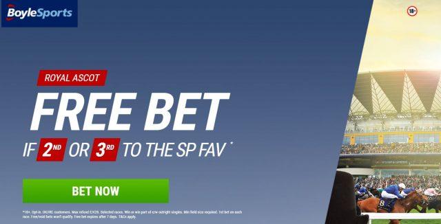 Royal Ascot Free Bet