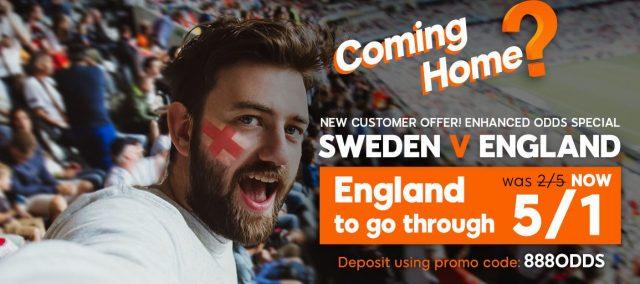 Sweden v England Betting Predictions