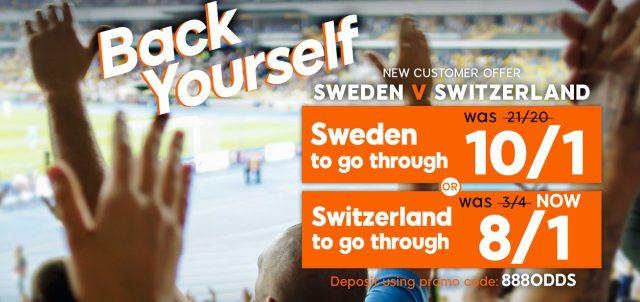 Sweden v Switzerland Betting Predictions