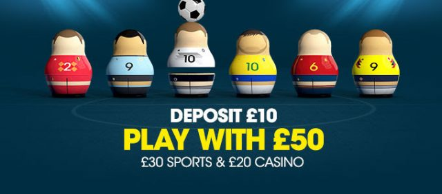 BetBright World Cup Betting