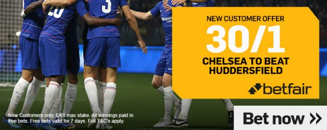 Chelsea Betting Offer