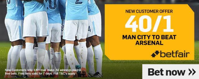 Arsenal v Manchester City Betting Predictions