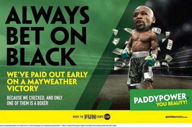 Conor McGregor Betting Odds