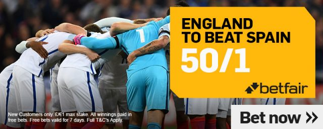 England v Spain Nations League Betting Predictions