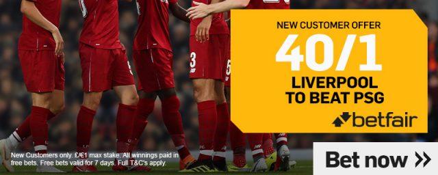 Liverpool v PSG Betting Predictions