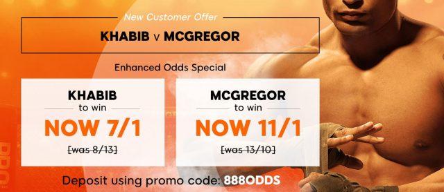 Khabib Vs McGregor Betting Predictions