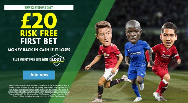Football Fee Bet Offer