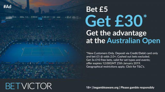Australian Open Tennis Betting
