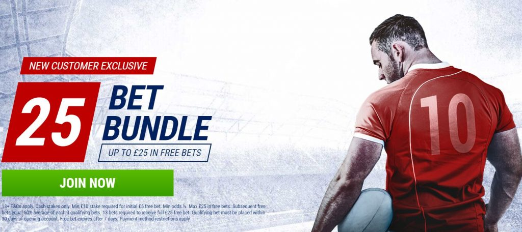 6 Nations Rugby Betting