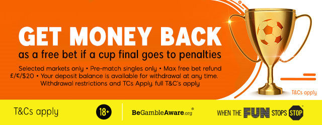 Cup Final Money Back